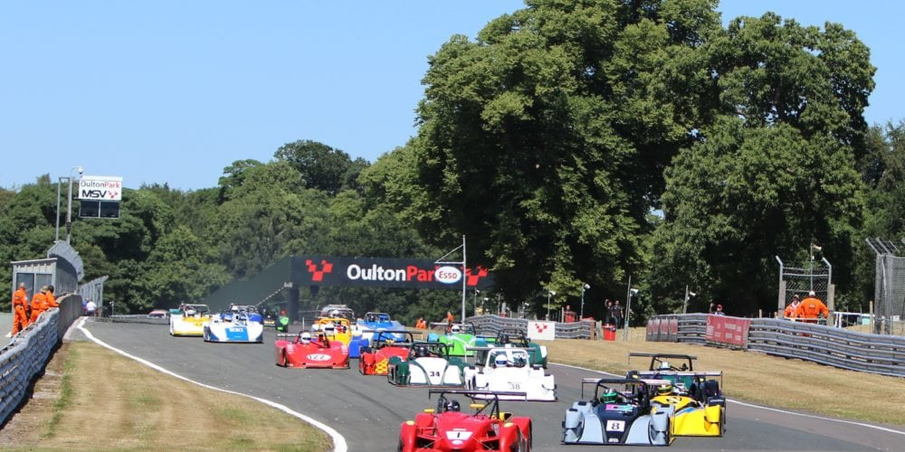Oulton Park International Race Report