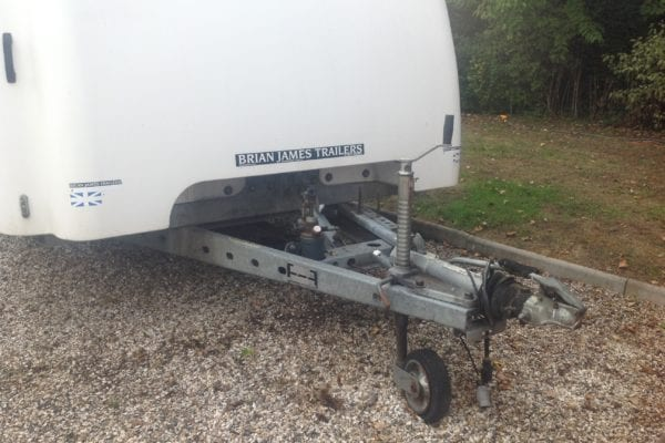 TRAILER FOR SALE £10,500K