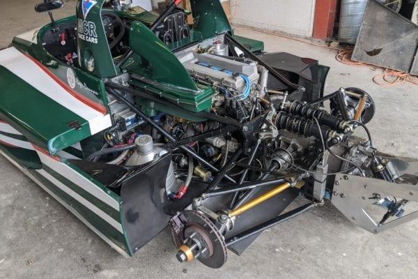 MCR Duratec - £25000