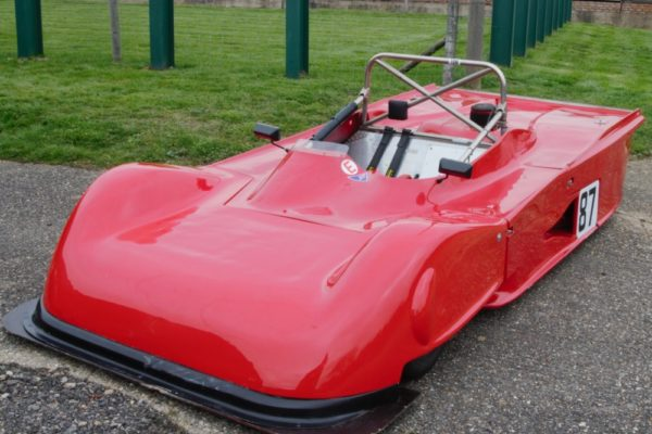Tiga SC 87 for sale: £28,000 - Provisionally Sold